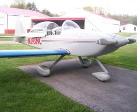 2001 Vanas RV-8A