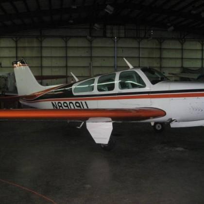 1965 Beechcraft Debonair - C33