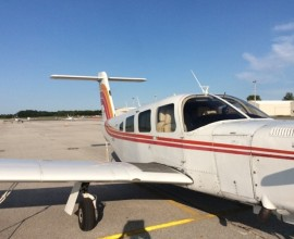 Rare Opportunity Low Time Restored! 1978 Piper - Turbo Lance New (0) since major overhaul to new limits! All new interior! New paint coming soon! refurbished T Lance! Call for Pricing!