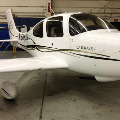 2006 Cirrus - SR-20 GTS