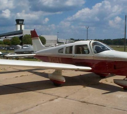 1979 Piper Dakota Turbo 201T