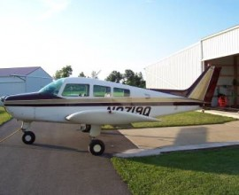 1971 Beechcraft - C23 Musketeer 180 HP