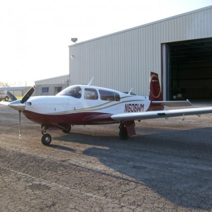 1995 Mooney - Ovation