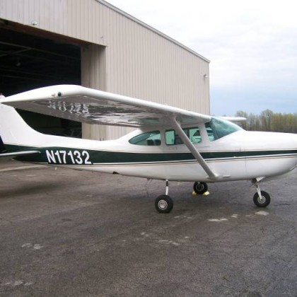 1982 Cessna - 182RG N17132