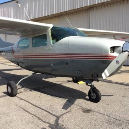 1977 Cessna T- 210