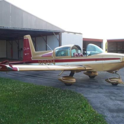 1976 Grumman Tiger AA5B