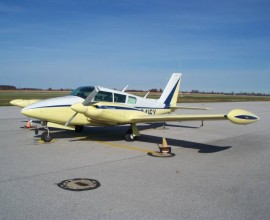 1968 Piper - Twin Comanche