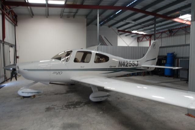 2003 Cirrus SR-20