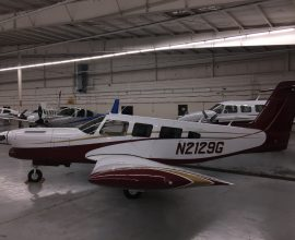 SOLD! Rare Opportunity, Low Time Restored, NO Damage history! 1979 Piper - Turbo Lance New (0) since major overhaul to Lycoming Factory new limits! All New interior! New paint Complete strip beautiful! New Glass, New Avionics GTN750 Traffic & Weather ADSB compliant! Loaded! refurbished T Lance!
