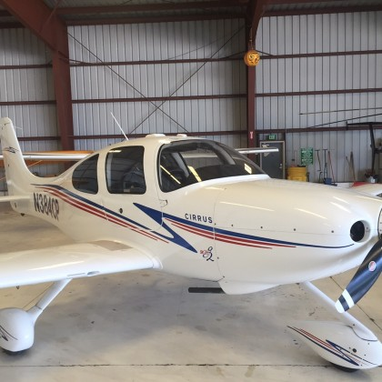 SOLD! 2007 Cirrus SR 20 Beautiful condition PFD, MFD, Dual WAAS 430's, Skywatch, & more!