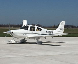 SOLD!! 2002 Cirrus SR22 Beautiful Condition! Skywatch, Emax, Cmax