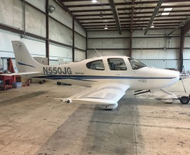 SOLD! 2001 Cirrus SR20 Beautiful Condition Gen1! Stec 55X, Dual GNS 430's, Sandel HSI, 3 Blade Prop!