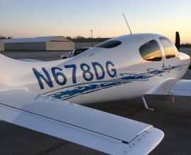 2006 Cirrus SR20 Dual WAAS, DFC90 upgrade, Annual just completed 3-8-2018 by Cirrus service center!