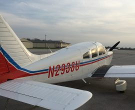 SOLD! Fresh Annual just completed! Priced to sell! 1979 Piper Archer LOW time! 2990TTAF 600 Since Major Overhaul