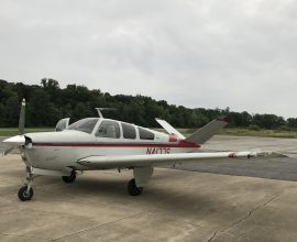 1975 Beechcraft V35B Beautiful Condition! 1200lbs. useful load! Plane is Loaded Dual Aspen Pro's, GPSS roll steering, Garmin 530 WAAS! ADS-B in/out New Garmin 345 transponder, Radar! One of the nicest V35B's in the country!