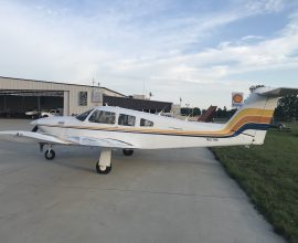 Rare Opportunity 1979 Piper Turbo Arrow IV, 1860 TTAF & Engine! 400 Since Top! Can't turn back time, Here is the nicest original plane available!