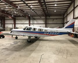 1985 Piper Saratoga TTAF 4150, 2000 Since Victor engine overhaul! 700 SPOH, All new Ultra Leather interior 2020! Garmin stack!