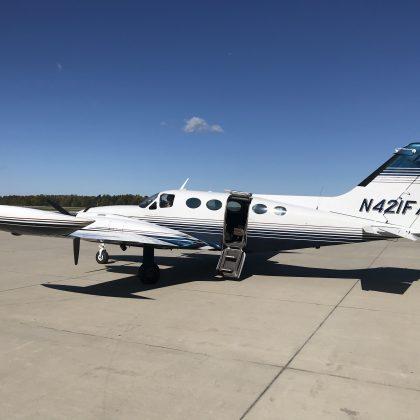 1973 Cessna 421B Nice! Garmin GTN 750 well equipped!
