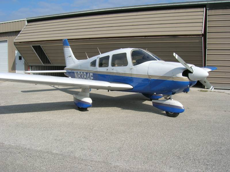 What Is Transmission >> 1981 Piper – Archer II PA-28 181