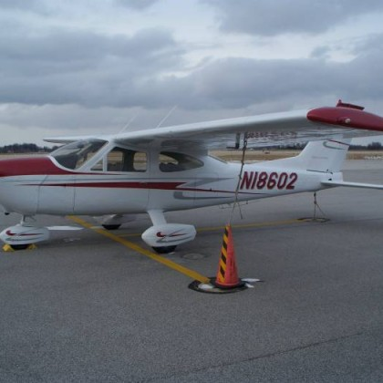 1977 Cessna - Cardinal 177B