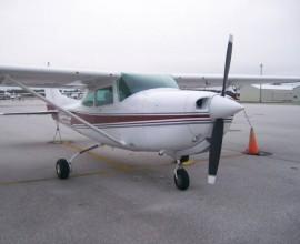 1981 Cessna - 182RG N855SP