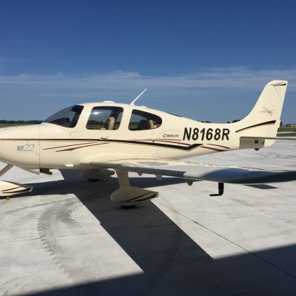 2003 Cirrus SR 22 With (Airconditioning) full Glass PFD/MFD Centennial Edition Loaded! only 100 ever built!