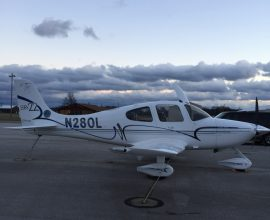 Sold! 2002 Cirrus SR22 1980 (HOBBS) Since new,1000 Since complete tear down from prop strike, 1000 since new prop! Avydyne EX5000 Skywatch, Charts, Sandel, 340,dual 430's 327, 55X